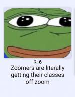 4chan classes pepe school text zoom zoomer // 502x644 // 20.5KB